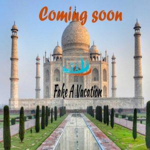 India fake a vacation